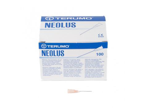 Naalden Terumo 26G 7/8 0,45 x 23 mm bruin