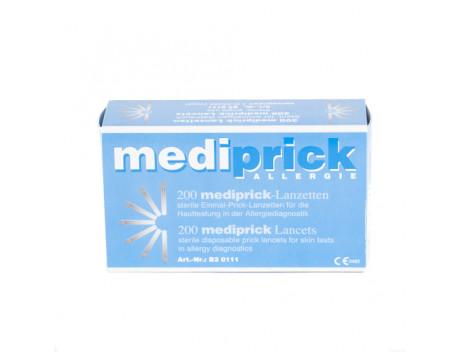 Mediprick lancetten