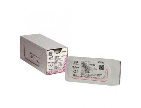 Rapide vicryl RB-1 naald draaddikte 3-0, V2150G