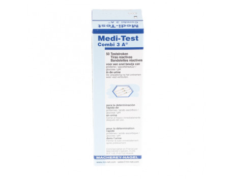 Medi-test urinestrips combi 3A