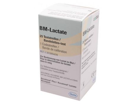 ROCHE BLOEDTEST LACTAAT ACCUTREND PLUS 3012654016