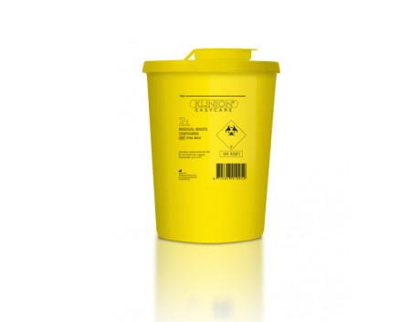 Klinion Easy Care naaldencontainer 2,0 liter
