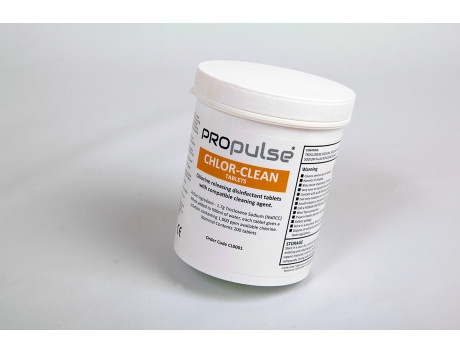 ProPulse Reinigingstabletten CL0001