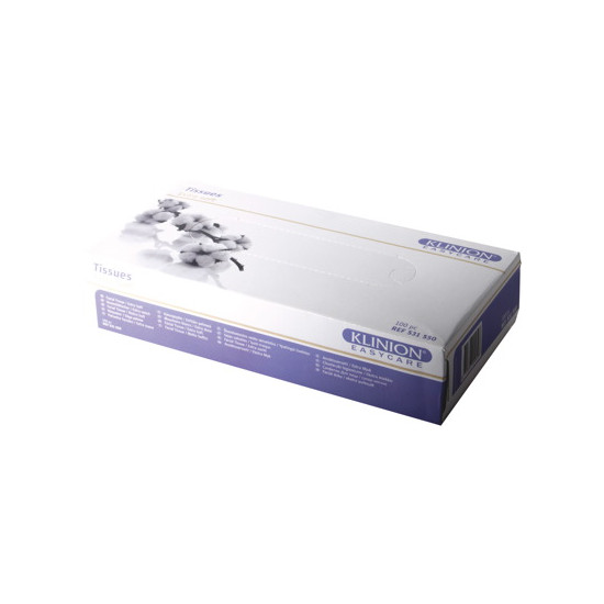 Klinion Easycare Tissues, Extra soft