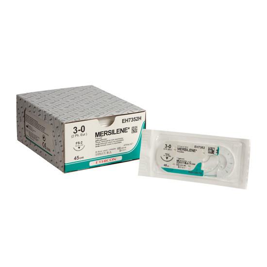Ethicon Mersilene 3-0 FS-2 EH7352H *S*