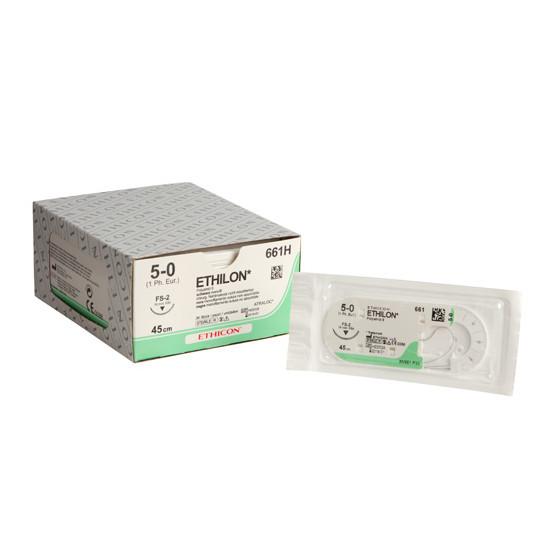 Ethicon FS-2 naald draaddikte 5-0 661H