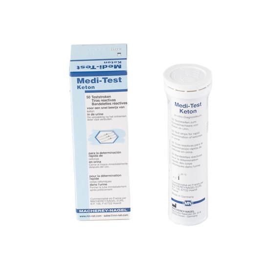 Medi-test urinestrips ketonen