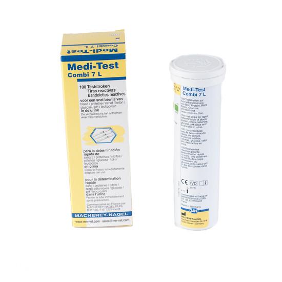 Teststrips tbv Uryxxon analyzer (Combi 7L)