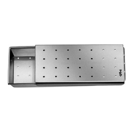 Aesculap hechtnaaldendoosje 50x30x6mm BL911R