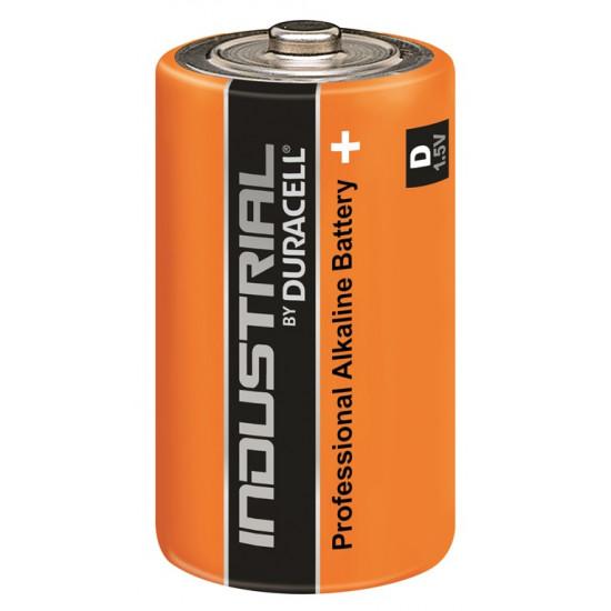 Batterij Duracell D, 1,5 volt, X- groot