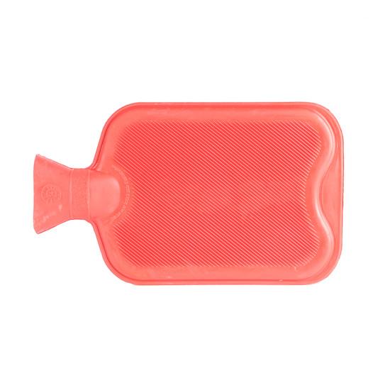 Warmwaterzak rubber, 1,6 liter