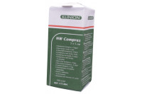 Klinion nw compres nonwoven kompres 5x5cm 4 lagen 100st 175004
