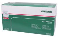 Klinion hg compres hydrofiel gaaskompres  5x5cm 12 lagen 100x1st 111017 steriel