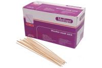 Medispo wattendrager hout naakt 15cm 531510