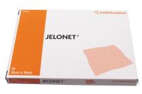 Jelonet zalfkompres paraffine 10x10cm 7404 steriel