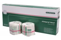 Klinion klinigrip ideal steunzwachtel stevig rekbaar 5mx4cm wit 132440