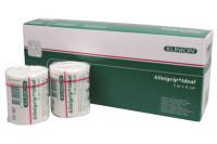 Klinion klinigrip ideal steunzwachtel stevig rekbaar 5mx6cm wit 132441