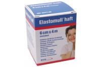 Elastomull haft fixatiewindsel 4mx6cm wit 4547100