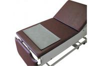 Beschermmat voetgedeelte onderzoekbank grijs 60x40cm g1 024