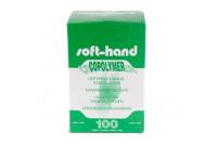 Handschoen kunststof s h9 4401 steriel