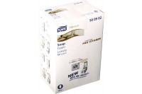 Tork schuimzeep premium luxury soft 800ml transparant s3 500902