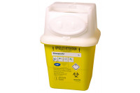 Sharpsafe naaldencontainer 4 liter geel sha-41005770