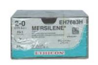 Ethicon hechtdraad mersilene usp2-0 fs-1 45cm groen eh7683h steriel