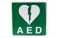Aed pictogramsticker 20x20cm 3132,56