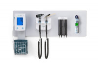 Welch allyn muurbord macroview probp 2400 bloeddrukmeter pro6000 thermometer incl dermatoscope