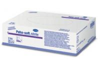 Peha-soft onderzoekshandschoen nitrile blauw s 942190