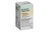 Roche bloedtest triglyceride accutrend plus 11538144016
