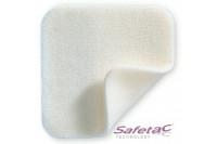 Mepilex absorberend schuimverband met siliconen contactlaag 5x5cm 294015 steriel