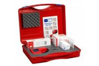 Hemocue koffer voor wbc diff analyzer rood 189036