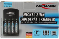 Microlife batterijoplader aa/aaa min 900mah excl batterijen tbv watch bp z990520-0