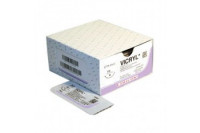 Ethicon hechtdraad vicryl plus usp4-0 tf 70cm violet vcp924h steriel
