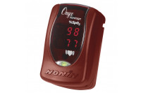 Onyx pulsoxiemeter 9590 vantage rood 5,6x3,3cm red 9590