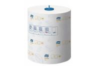 Tork matic papieren handdoek op rol soft advanced 2 laags 150mx21cm h1wit 290067