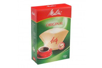 Melitta koffiefilter 1x4 100 stuks ref 5762552