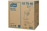 Tork compactrol toiletpapier universal compact rol auto shift ds a 27 rol ref 127540