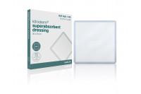 Klinion advanced kliniderm superabsorbent dressing 20x20cm 40511703 steriel