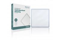 Klinion advanced kliniderm superabsorbent dressing 10x10cm 40511706 steriel