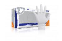 Klinion protection onderzoekshandschoen vinyl s transparant poedervrij 102425