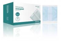 Klinion exsupad absorberend verband zwaar. wattenvulling 20 x 20 cm ref 170073