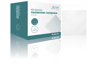 Klinion nw compres nonwoven kompres 5x5cm 4 lagen 50x2st 175002 steriel