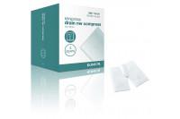 Klinion nw draincompres splitkompres 10 x 10 cm 4 lagen 50 x 2 st ref 175051 *s*