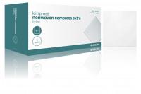 Klinion nw compres extra nonwoven kompres 5x5cm 8 lagen 100x1 st 175101 steriel