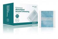 Klinion absorbent dressing absorberend verband zwaar pulp vulling 10 x 10 cm ref 176000