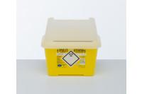 Sharpsafe naaldencontainer 2 liter geel sha-41405610