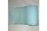 Surgipack laminaatrol tbv stoom -en eto sterilisatie met indicator 150mm x 100m 1 st met zijvouw 50mm 70712-1