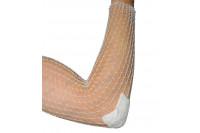 Surgifix elastisch netverband maat 3 hand/hiel/arm 25m wit 0190246